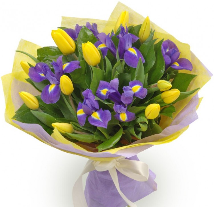 Букета марта, самые красивые весенние букеты